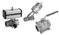 Process and Control Valves